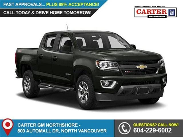 2018 Chevrolet Colorado  (Stk: 8CL4955A) in Vancouver - Image 1 of 1
