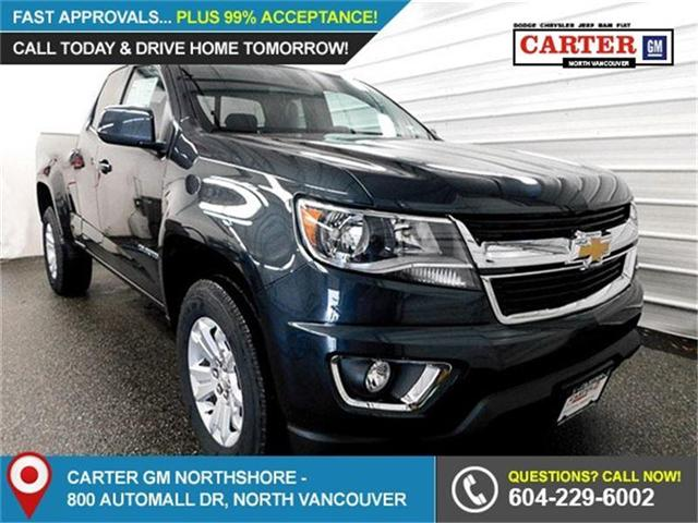 2018 Chevrolet Colorado LT (Stk: 8CL19310) in Vancouver - Image 1 of 7