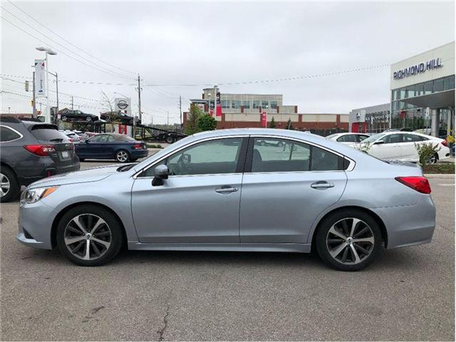 2015 Subaru Legacy 2.5i Limited Package (Stk: P03652) in RICHMOND HILL - Image 2 of 9