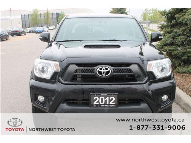 2012 Toyota Tacoma V6 (Stk: 044636T) in Brampton - Image 1 of 9
