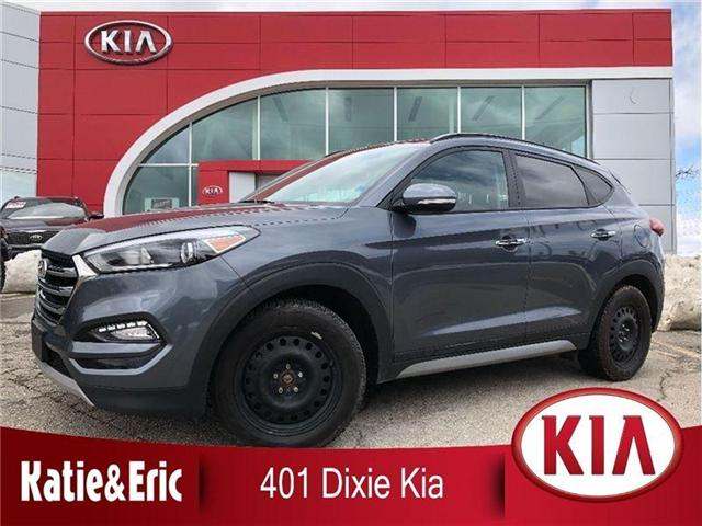 2017 Hyundai Tucson Limited (Stk: K2883) in Mississauga - Image 1 of 19