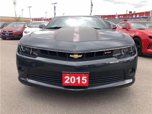 2015 Chevrolet Camaro LT|RS|SUNROOF|ONE OWNER| (Stk: 145078A) in BRAMPTON - Image 3 of 17