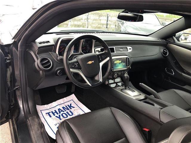 2015 Chevrolet Camaro LT|RS|SUNROOF|ONE OWNER| (Stk: 145078A) in BRAMPTON - Image 12 of 17