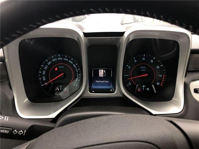 2015 Chevrolet Camaro LT|RS|SUNROOF|ONE OWNER| (Stk: 145078A) in BRAMPTON - Image 14 of 17