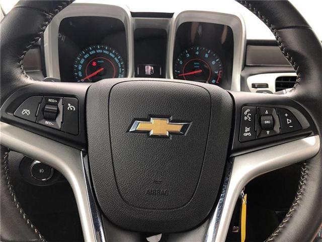 2015 Chevrolet Camaro LT|RS|SUNROOF|ONE OWNER| (Stk: 145078A) in BRAMPTON - Image 15 of 17