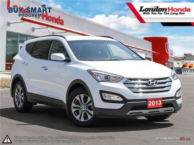 2013 Hyundai Santa Fe Sport Sport (Stk: P6389) in London - Image 1 of 28