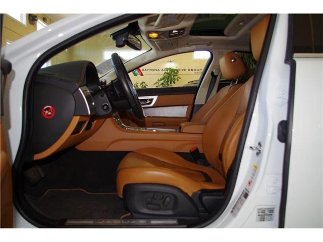 2015 Jaguar XF LUXURY AWD 3.0L SUPERCHARGED 3.0L (Stk: 2225) in Edmonton - Image 10 of 15