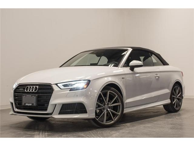 2018 Audi A3 2.0T Technik (Stk: T14846) in Vaughan - Image 2 of 8