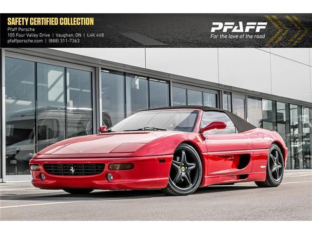 1996 Ferrari 355 Spider (Stk: U6797AA) in Vaughan - Image 1 of 17