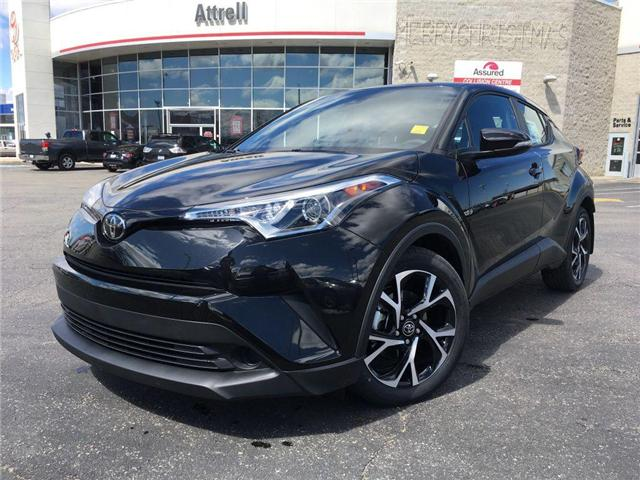 2018 Toyota C-HR XLE (Stk: 41163) in Brampton - Image 2 of 30