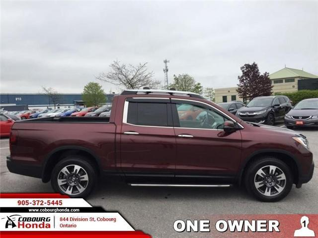 2017 Honda Ridgeline Touring (Stk: 18322A) in Cobourg - Image 1 of 22