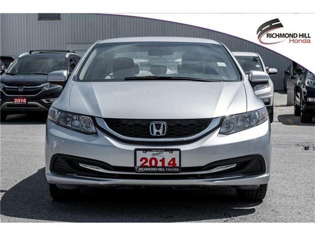2014 Honda Civic LX (Stk: 1923P) in Richmond Hill - Image 2 of 23