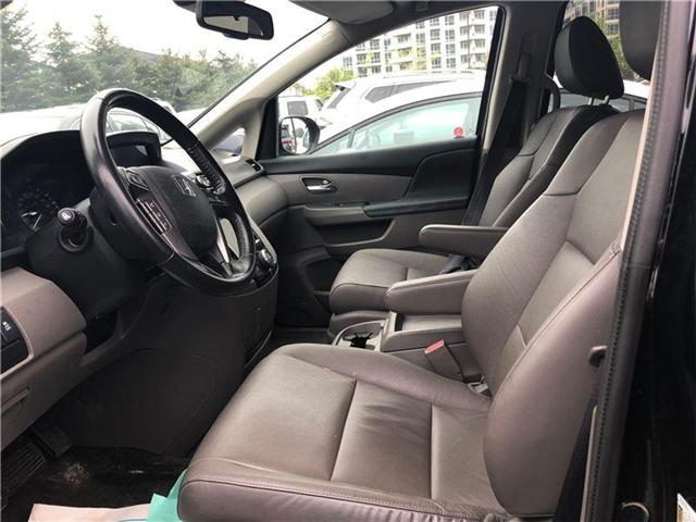 2016 Honda Odyssey EX-L (Stk: 1987P) in Richmond Hill - Image 2 of 9