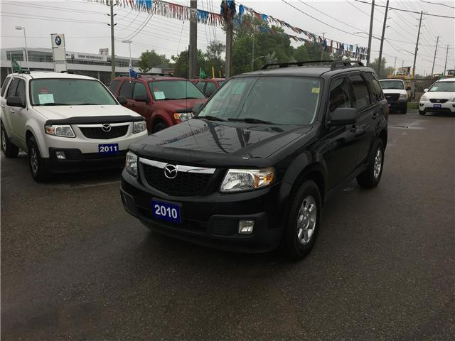 2010 Mazda Tribute s Grand Touring 4WD (Stk: P3486) in Newmarket - Image 1 of 20