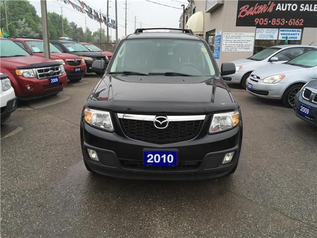 2010 Mazda Tribute s Grand Touring 4WD (Stk: P3486) in Newmarket - Image 2 of 20