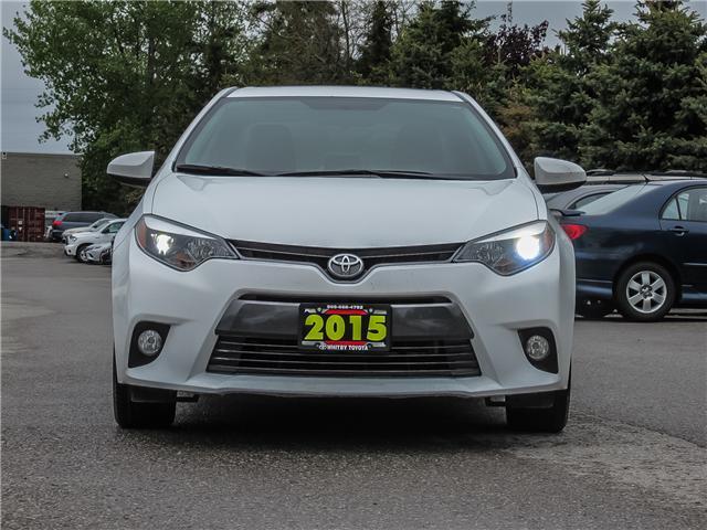 2015 Toyota Corolla  (Stk: U8040) in Whitby - Image 2 of 18