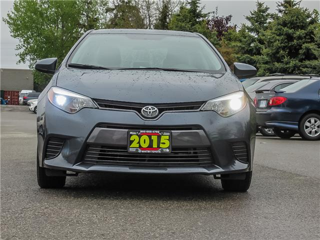 2015 Toyota Corolla  (Stk: 80263A) in Whitby - Image 2 of 24