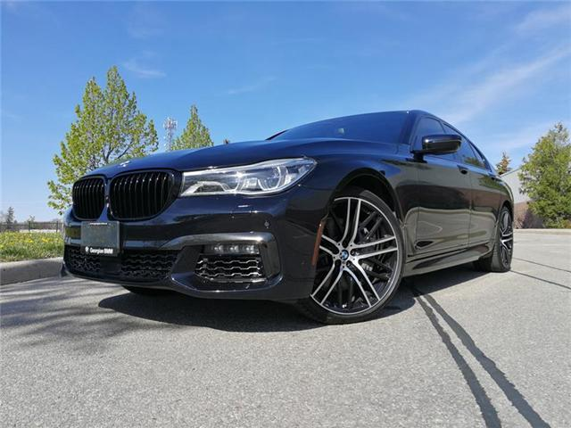 2018 BMW 750i xDrive (Stk: P1305) in Barrie - Image 1 of 18