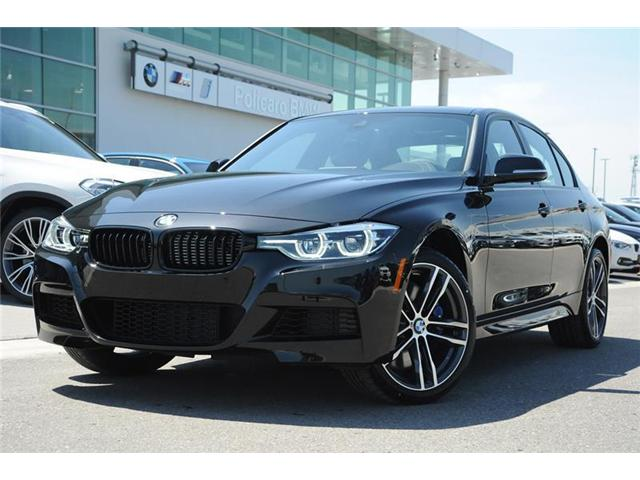 2018 BMW 340i xDrive (Stk: 8576664) in Brampton - Image 1 of 12