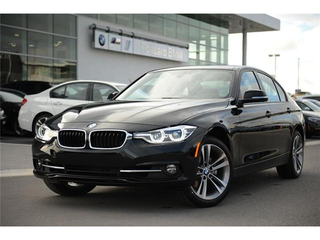 2018 BMW 330 i xDrive (Stk: 8U69219) in Brampton - Image 1 of 12