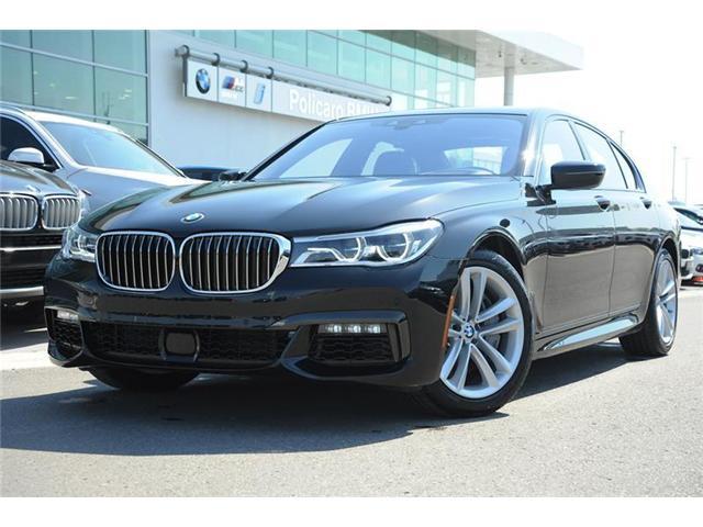 2019 BMW 750i xDrive (Stk: 9527365) in Brampton - Image 1 of 10