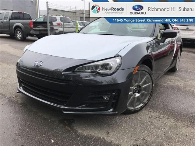 2018 Subaru BRZ  (Stk: 30856) in RICHMOND HILL - Image 1 of 19