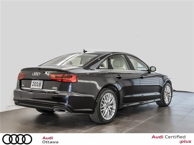 2018 Audi A6 3.0T Progressiv (Stk: 51331) in Ottawa - Image 3 of 22