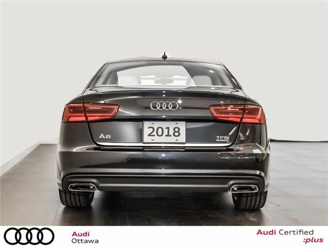 2018 Audi A6 3.0T Progressiv (Stk: 51331) in Ottawa - Image 4 of 22