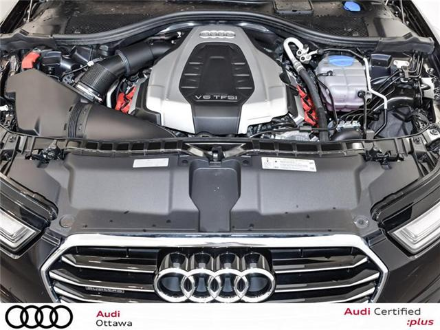 2018 Audi A6 3.0T Progressiv (Stk: 51331) in Ottawa - Image 12 of 22