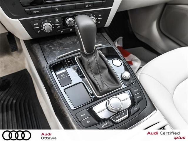 2018 Audi A6 3.0T Progressiv (Stk: 51331) in Ottawa - Image 20 of 22