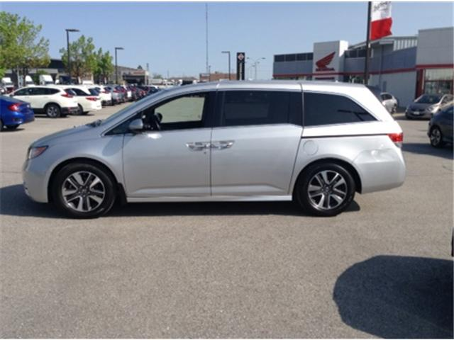 2015 Honda Odyssey Touring (Stk: U15429) in Barrie - Image 2 of 20