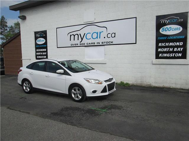 2014 Ford Focus SE (Stk: 171988) in Richmond - Image 2 of 13