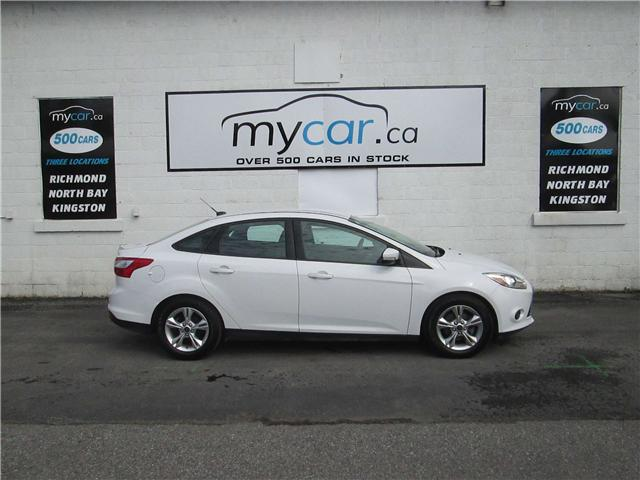 2014 Ford Focus SE (Stk: 171988) in Richmond - Image 1 of 13