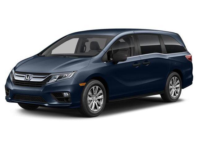 2019 Honda Odyssey EX-L (Stk: N13971) in Kamloops - Image 1 of 2