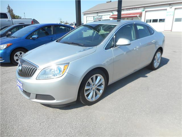 2015 Buick Verano Base (Stk: NC 3570) in Cameron - Image 1 of 8