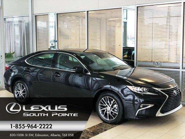 2018 Lexus ES 350 Base (Stk: L800015) in Edmonton - Image 1 of 19
