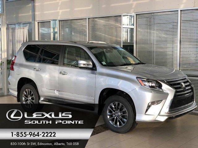 2018 Lexus GX 460 Base (Stk: L800314) in Edmonton - Image 1 of 12