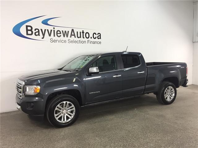 2017 GMC Canyon SLT (Stk: 32892W) in Belleville - Image 1 of 27