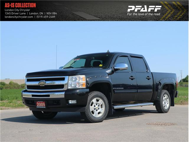 2009 Chevrolet Silverado 1500  (Stk: 8548A) in London - Image 1 of 21