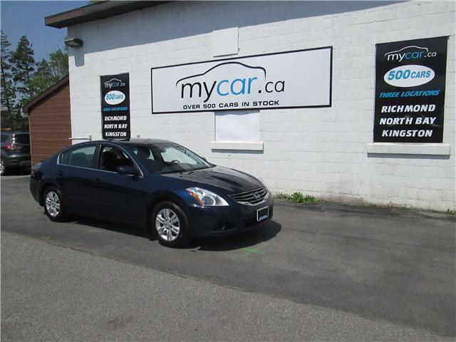 2012 Nissan Altima 2.5 S (Stk: 180668) in Richmond - Image 2 of 14