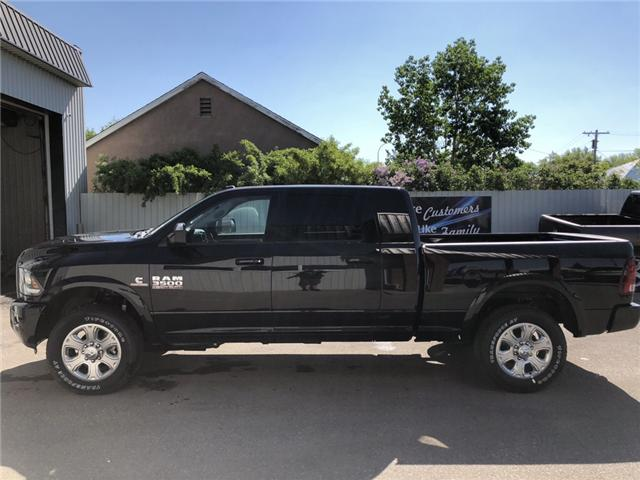 2018 RAM 3500 Laramie (Stk: 12969) in Fort Macleod - Image 2 of 23