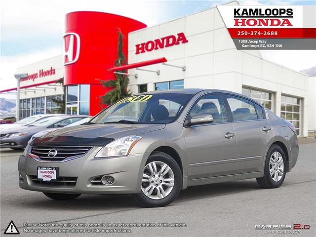 2011 Nissan Altima 2.5 S (Stk: 13909A) in Kamloops - Image 1 of 25