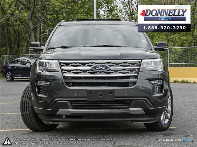 2018 Ford Explorer XLT (Stk: DR1038) in Ottawa - Image 2 of 29