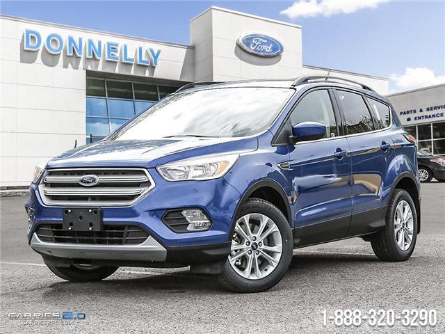 2018 Ford Escape SE (Stk: DR1040) in Ottawa - Image 1 of 28