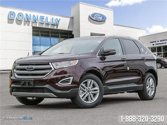 2018 Ford Edge SEL (Stk: DR942) in Ottawa - Image 1 of 29