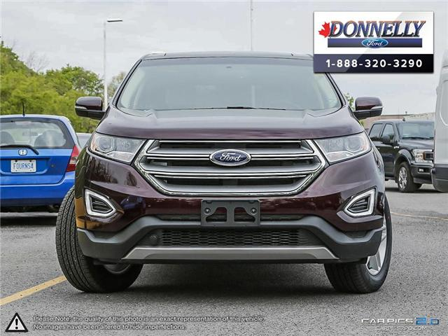 2018 Ford Edge SEL (Stk: DR942) in Ottawa - Image 2 of 29