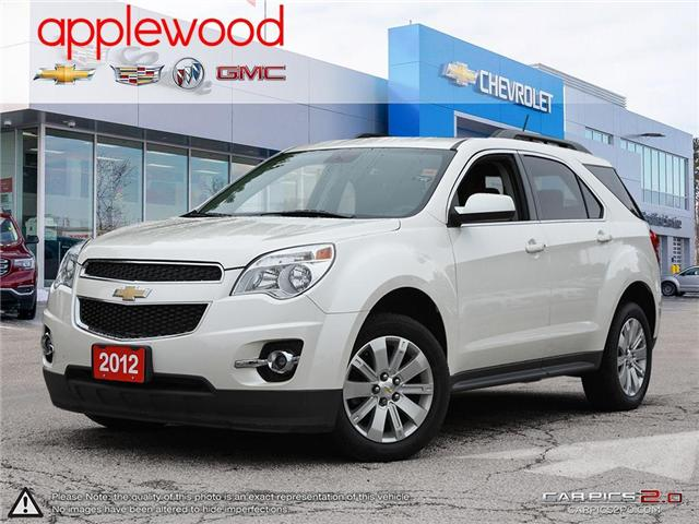 2012 Chevrolet Equinox 2LT (Stk: 4681TN) in Mississauga - Image 1 of 27
