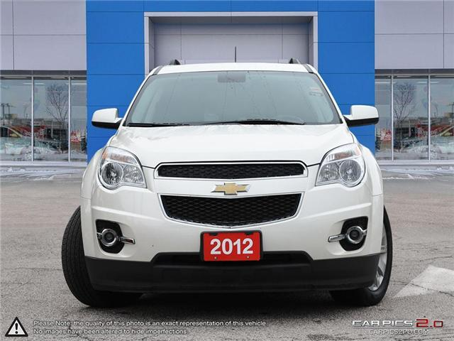 2012 Chevrolet Equinox 2LT (Stk: 4681TN) in Mississauga - Image 2 of 27