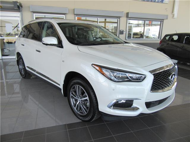 2018 Infiniti QX60 Base (Stk: A3745) in Saskatoon - Image 1 of 29
