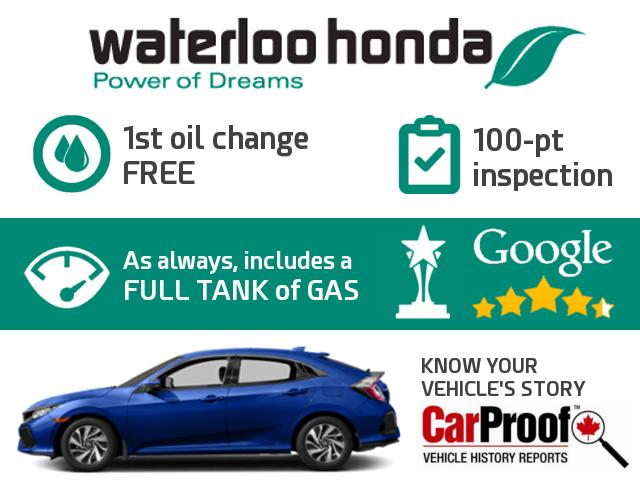 2016 Honda CR-V Touring (Stk: U3918) in Waterloo - Image 2 of 2